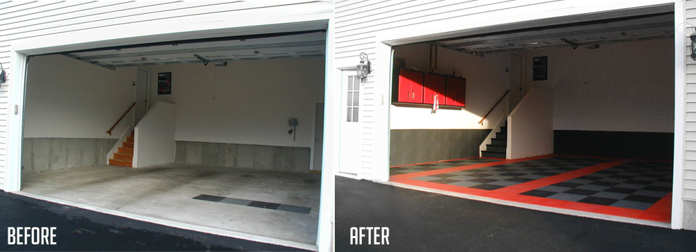 Perfect Your Ultimate Garage Storage Flooring Parking And Th63